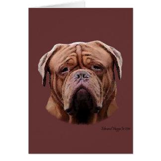 English Bulldogs II Stationery Note Card