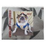 English Bulldogs & Puppies Calendar!