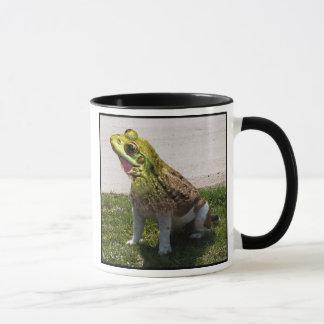 English bullfrog mug