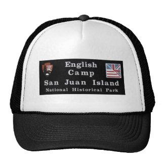 English Camp Trucker Hat
