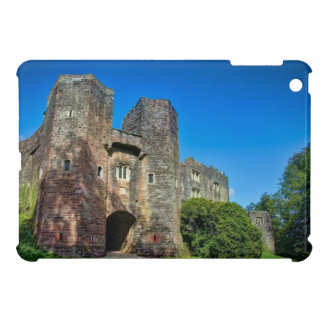 English Castle Entrance on a Summer's Day iPad Mini Cover