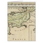 English Channel Card