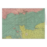 English Channel Greeting Card