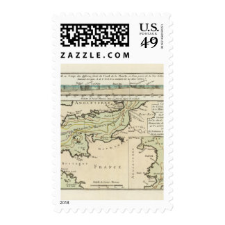 English Channel Stamps