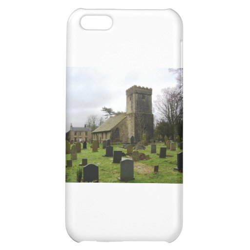 English churchyard case for iPhone 5C
