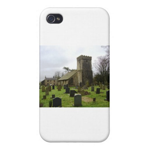 English churchyard cases for iPhone 4