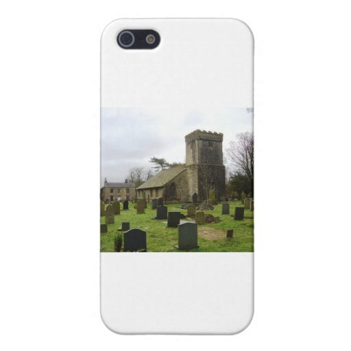 English churchyard iPhone 5 covers