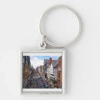 English City of Chester Keychain