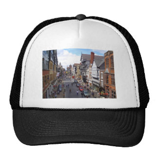 English City of Chester Trucker Hat