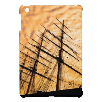 English Clipper Sailing Ship Artwork iPad Mini Cases