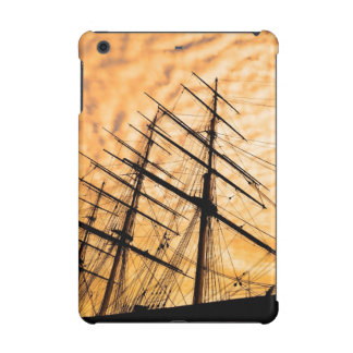 English Clipper Sailing Ship Artwork iPad Mini Covers