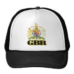 English Coat of Arms Trucker Hat