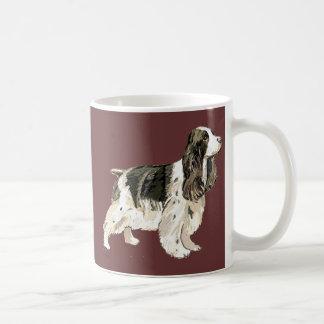 English cocker coffee mug