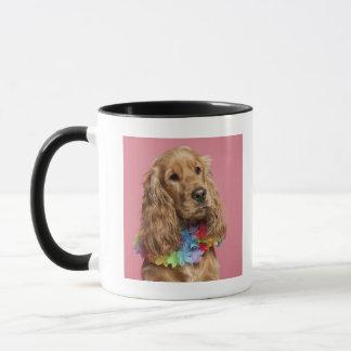 English Cocker Spaniel (10 months old) Mug