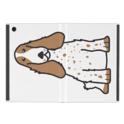 Powis iCase iPad Mini Case with Kickstand with Cocker Spaniel Phone Cases design