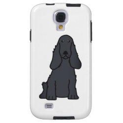 Case-Mate Barely There Samsung Galaxy S4 Case with Cocker Spaniel Phone Cases design