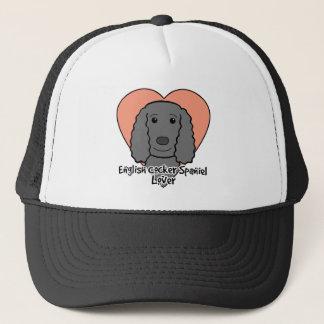 English Cocker Spaniel Lover Trucker Hat
