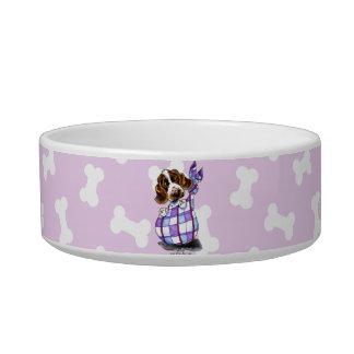 English Cocker Spaniel Sack Puppy Bowl