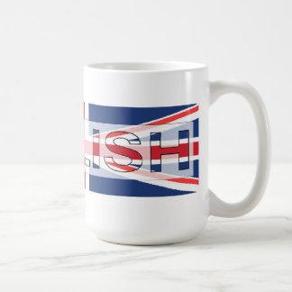 English Coffee Mug
