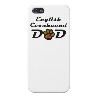 English Coonhound Dad Covers For iPhone 5