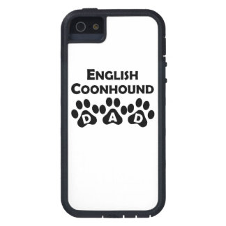 English Coonhound Dad iPhone 5/5S Covers