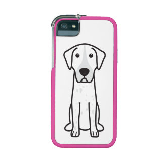 English Coonhound Dog Cartoon Cover For iPhone 5