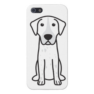 English Coonhound Dog Cartoon Covers For iPhone 5