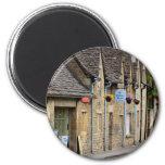 English Cotswolds Village Magnet
