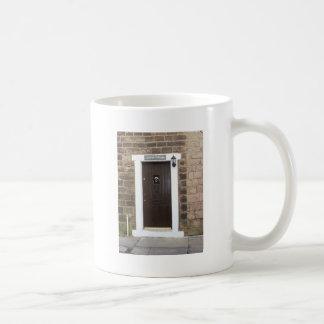 English Cottage Door Coffee Mug