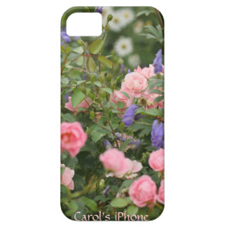 English Cottage Garden iPhone SE/5/5s Case