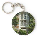 English Cottage I Keychain