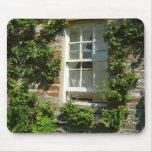 English Cottage I Mouse Pad