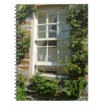 English Cottage I Notebook