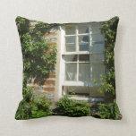 English Cottage I Throw Pillow