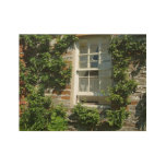 English Cottage I Wood Poster
