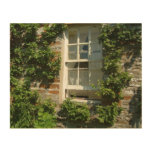 English Cottage I Wood Wall Art