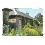 English Cottage II with Flower Garden Photography iPad Mini Case