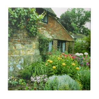 English cottage & landscape tile