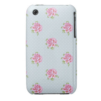 English Cottage Roses iPhone 3 Cases