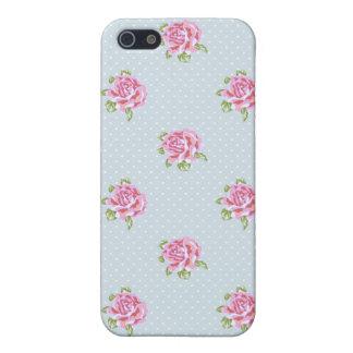 English Cottage Roses iPhone SE/5/5s Case