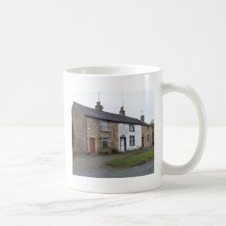 English cottages coffee mug
