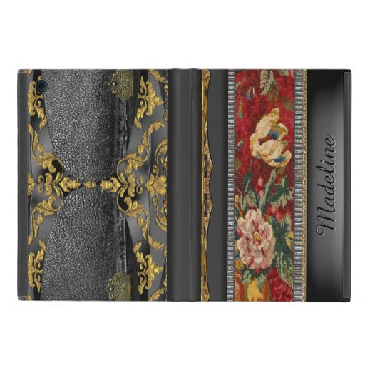 English Country  Floral Vintage iPad Mini Covers