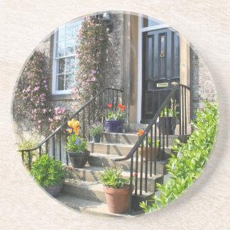 English Country Garden Coaster
