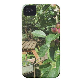 English country garden iPhone 4 cover