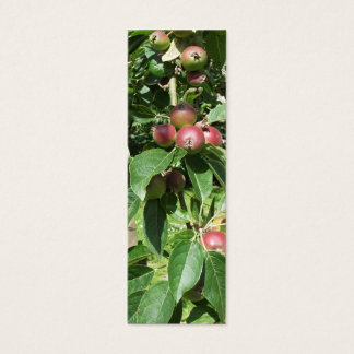English country garden mini business card