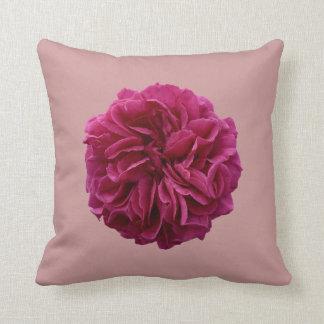 English Country Garden Rose American MoJo Pillow