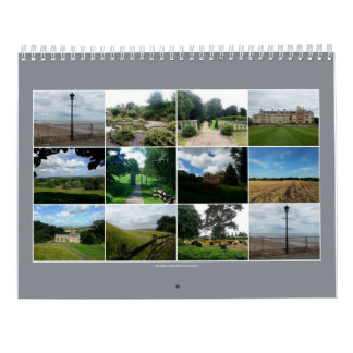 English Countryside Calendar (2)