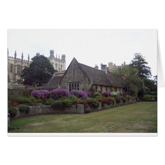 English Countryside Card