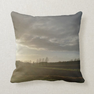 English Countryside Pillow