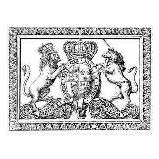 English Crest Postcards